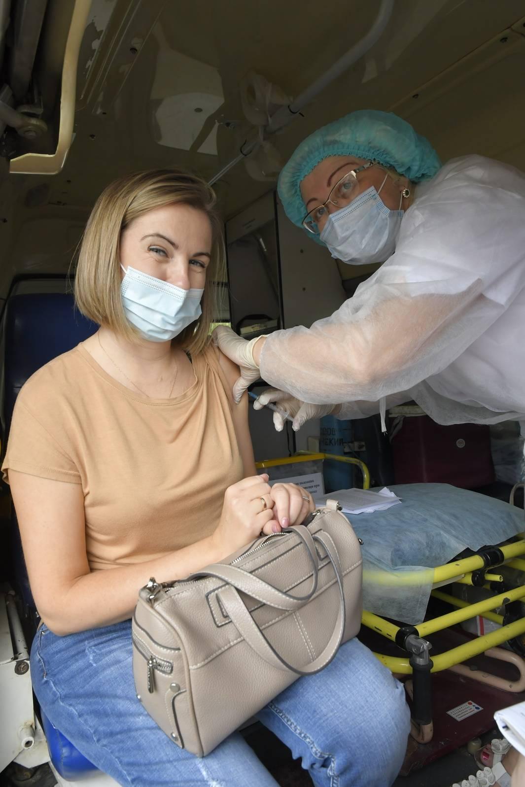 Роспотребнадзор ответит новороссийцам на все вопросы о прививках