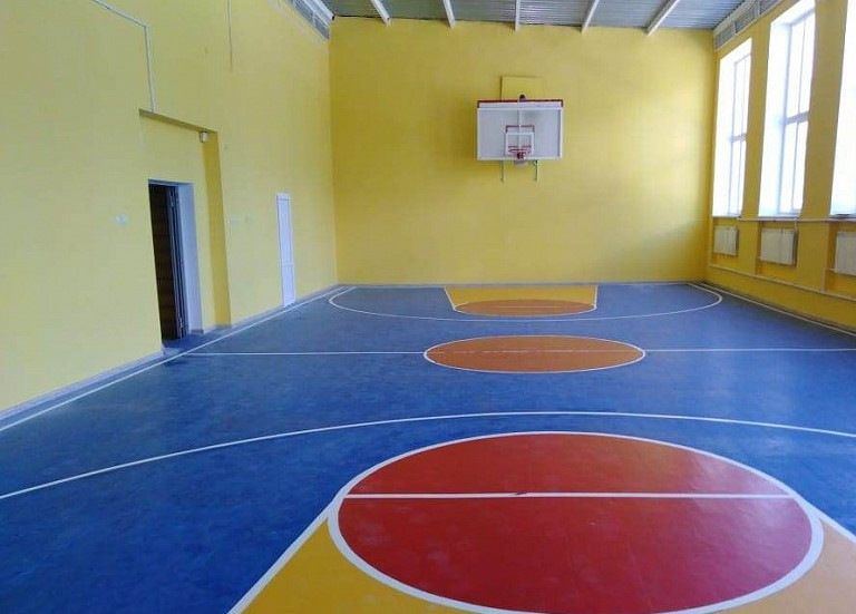 На Кубани за последние 5 лет было отремонтировано 219 школьных спортзалов