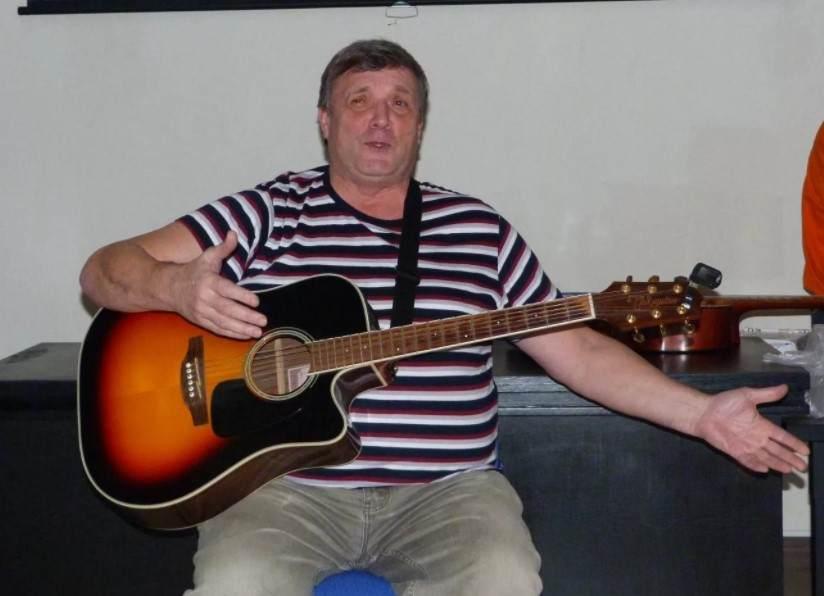 Новороссиец получил в Крыму специальную награду