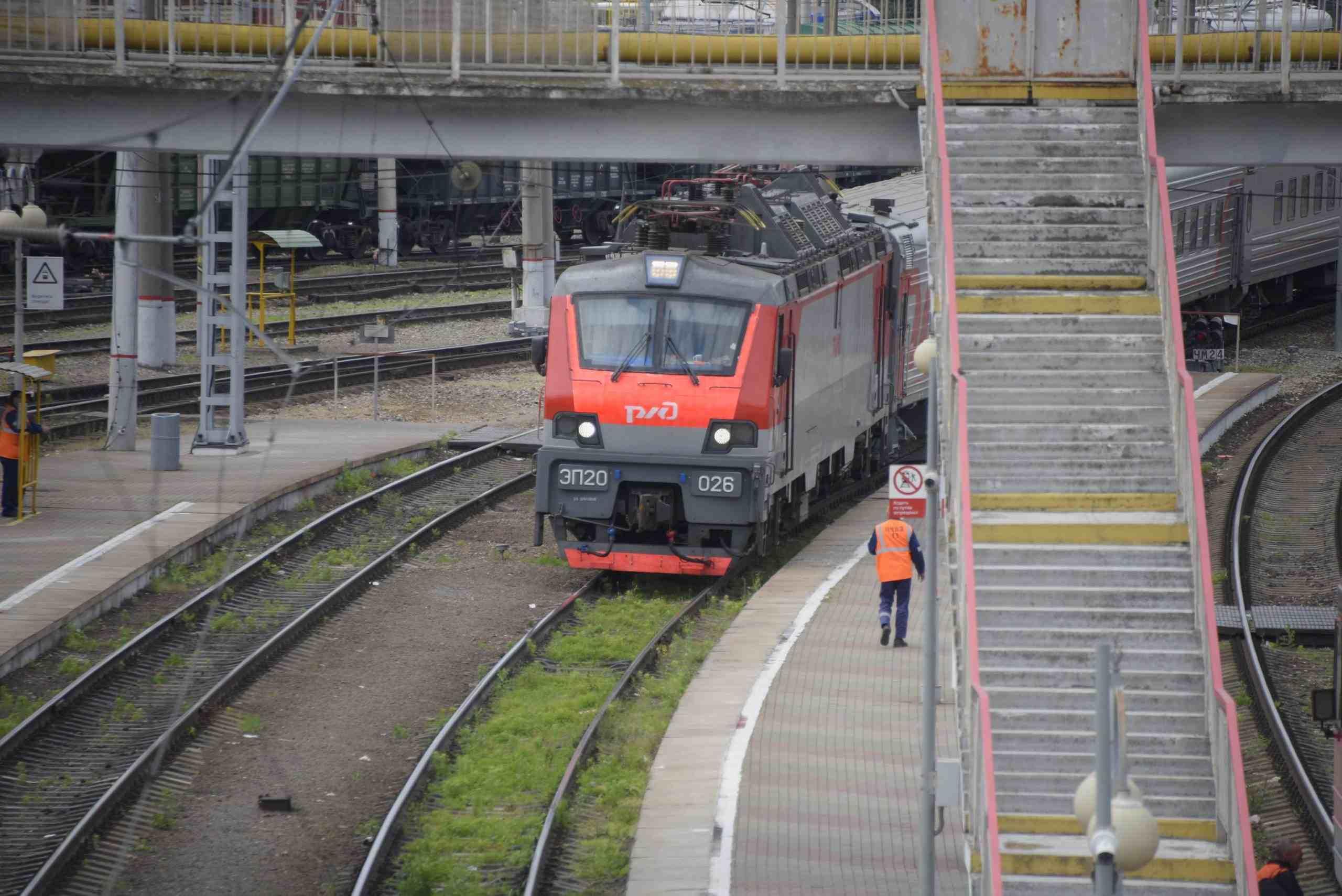 Из Москвы в Новороссийск пойдут дополнительные поезда