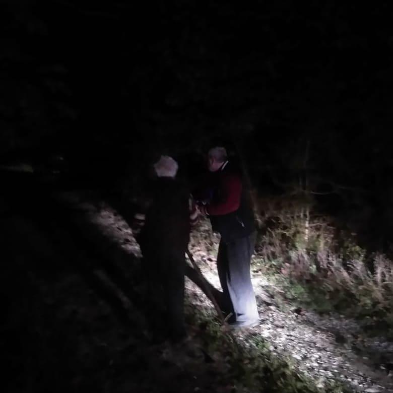 В Новороссийске пенсионер заблудился в окрестностях Горного. Выручать пришлось спасателям