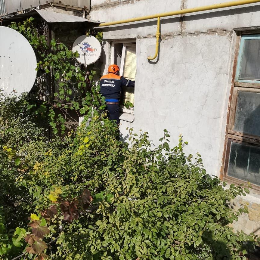 Новороссийские спасатели не дадут умереть одиноким