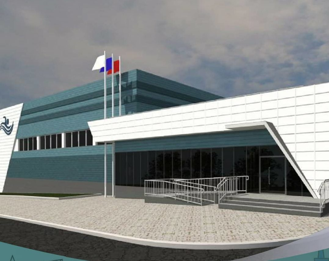 В Новороссийске через пару лет появится водный центр с тремя бассейнами
