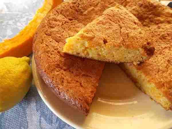Пирог из тыквы: все смешал и в духовку!