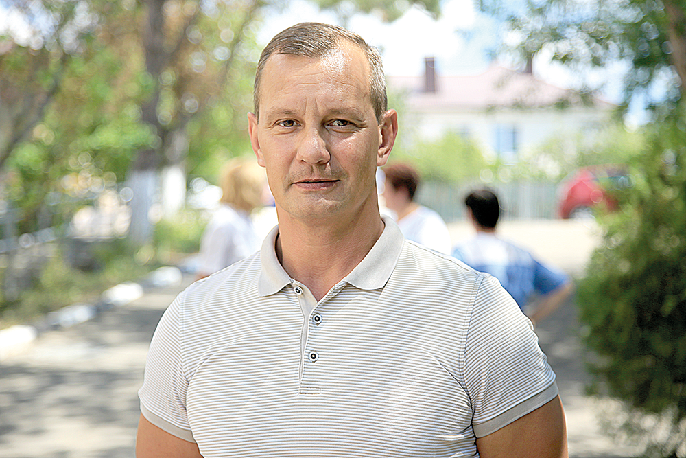 Вновь избранный депутат из Абрау-Дюрсо готов решать проблемы селян