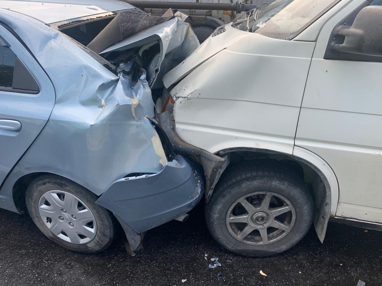В Новороссийске за сутки после аварий госпитализировали 10 человек