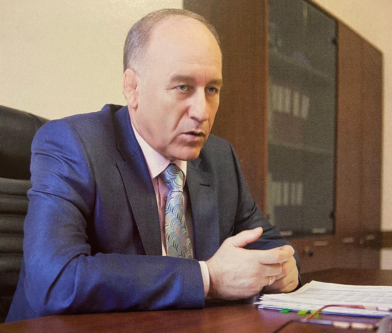 Арсен Киракосян — человек особых принципов. Новороссийск простился с одним из главных коммунальщиков города