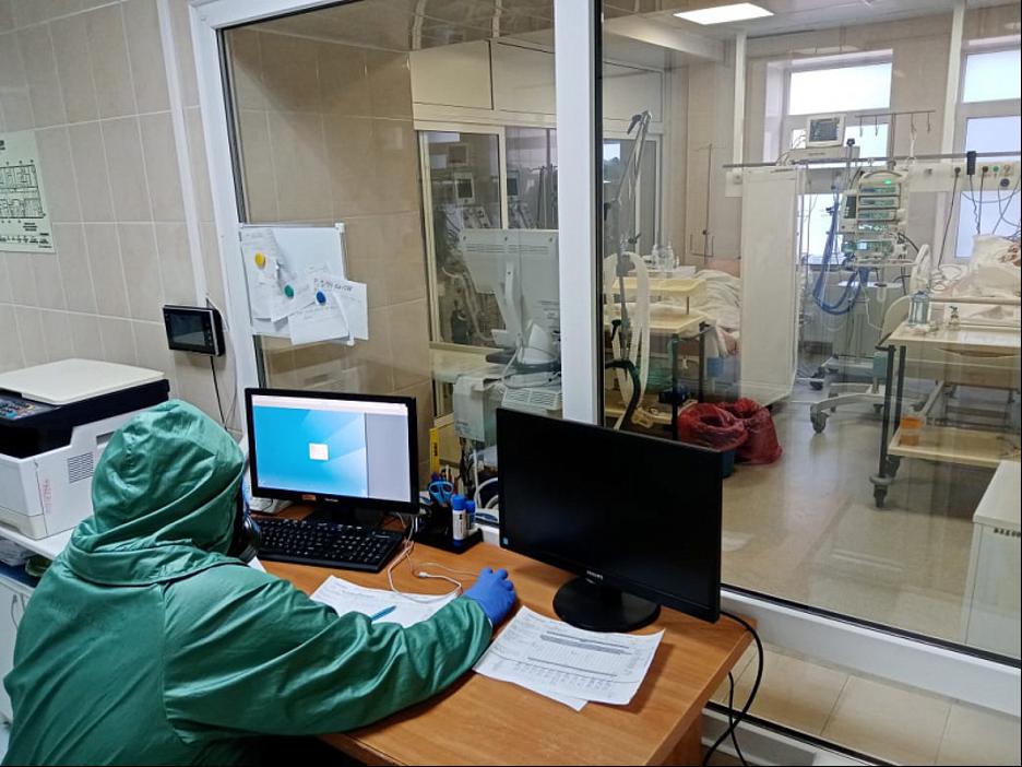 В Краснодарском крае за двое суток умерло десять пациентов с COVID-19