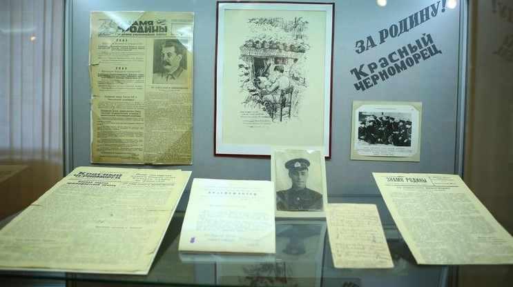 Газеты вдохновляли бить врага за Новороссийск