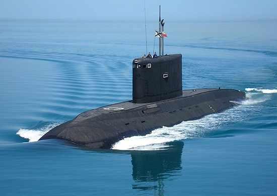 Подводники субмарины «Новороссийск» провели хирургическую операцию под водой