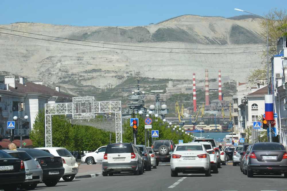 В Новороссийске построят новую улицу. А где будут остановки?