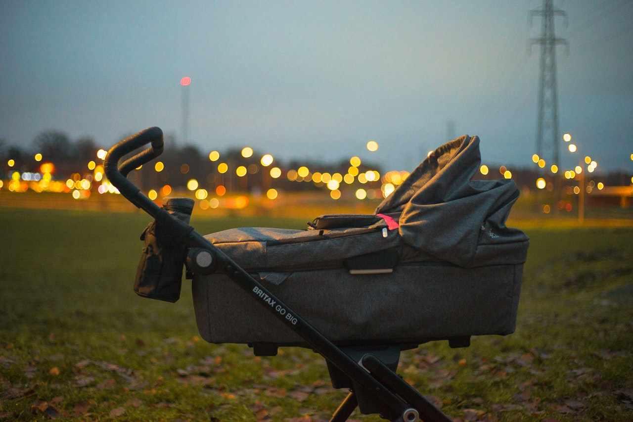 В Новороссийске украли детскую коляску во время прогулки
