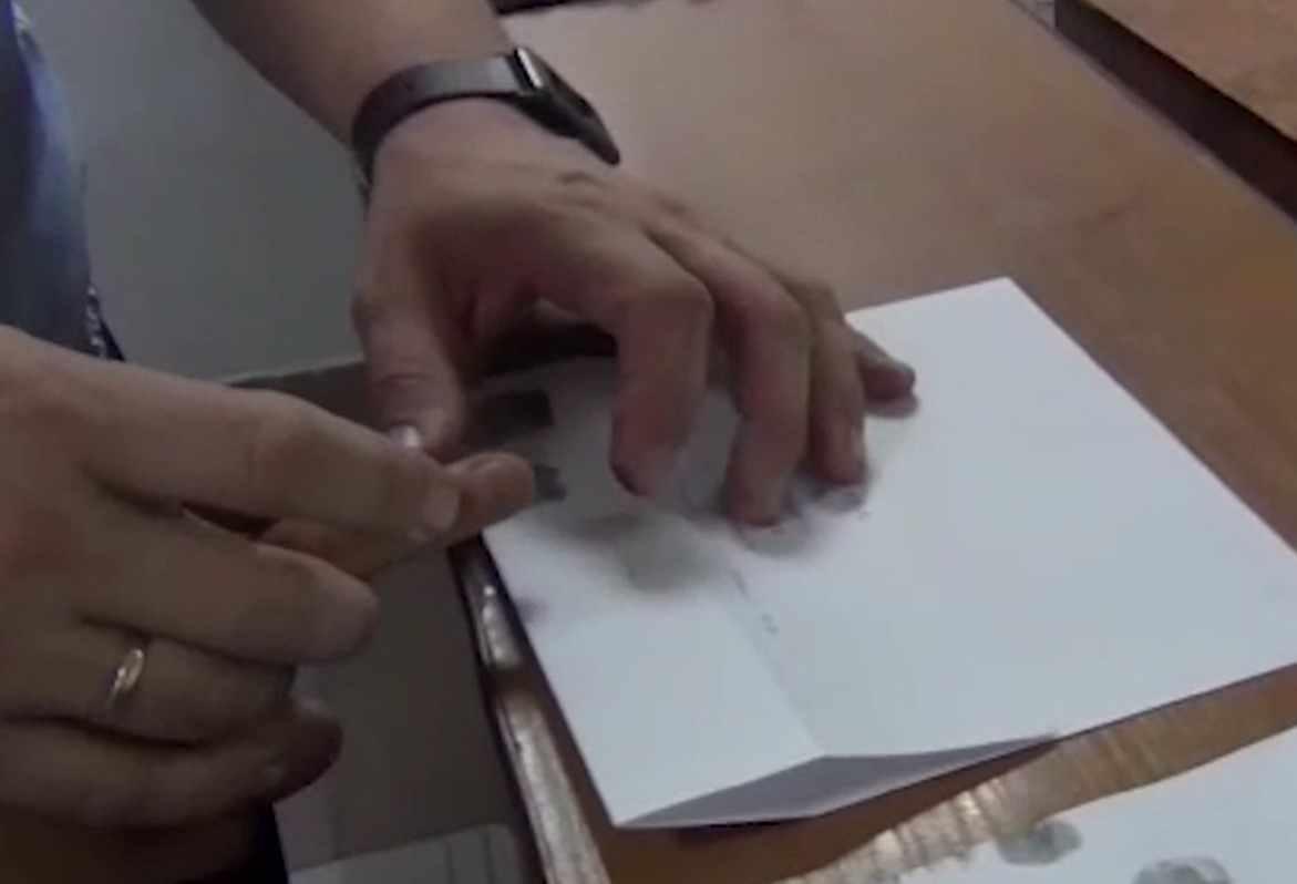 В Новороссийске по горячим следам задержали грабителя
