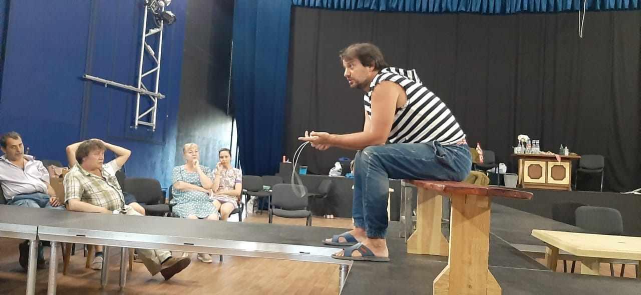 В Новороссийском театре появится «Ревизор»