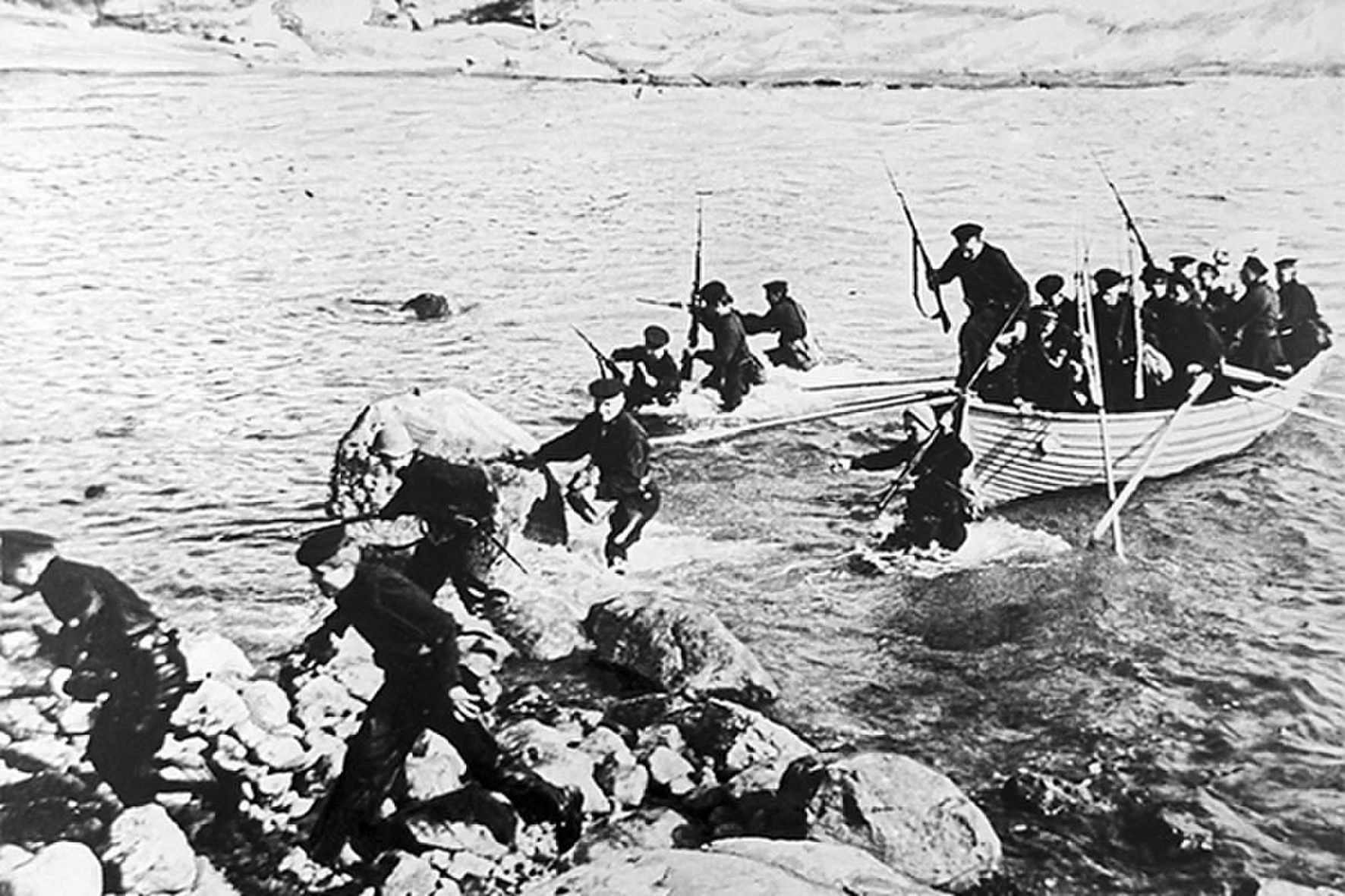 Война у озера:  как Абрау-Дюрсо пережило оккупацию, голод и грабежи
