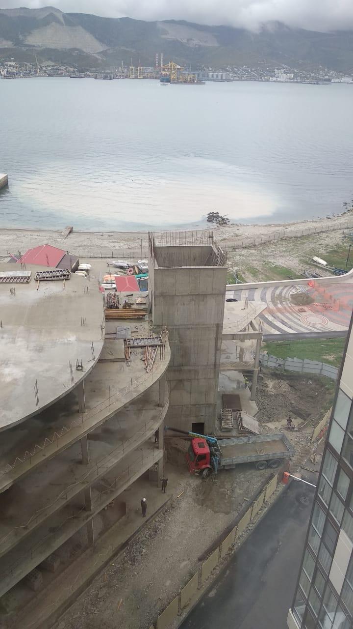Виновников  загрязнения Черного моря  никто не наказывает