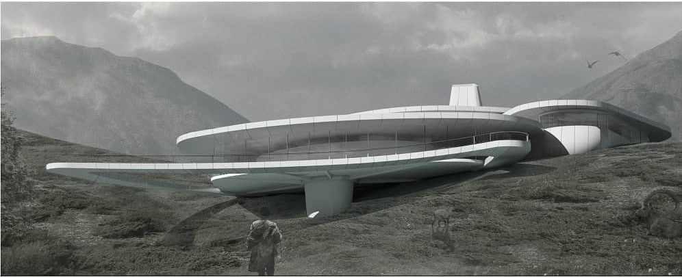 В Новороссийске на «Семи ветрах» хотят построить Музей боры. Ищут инвесторов
