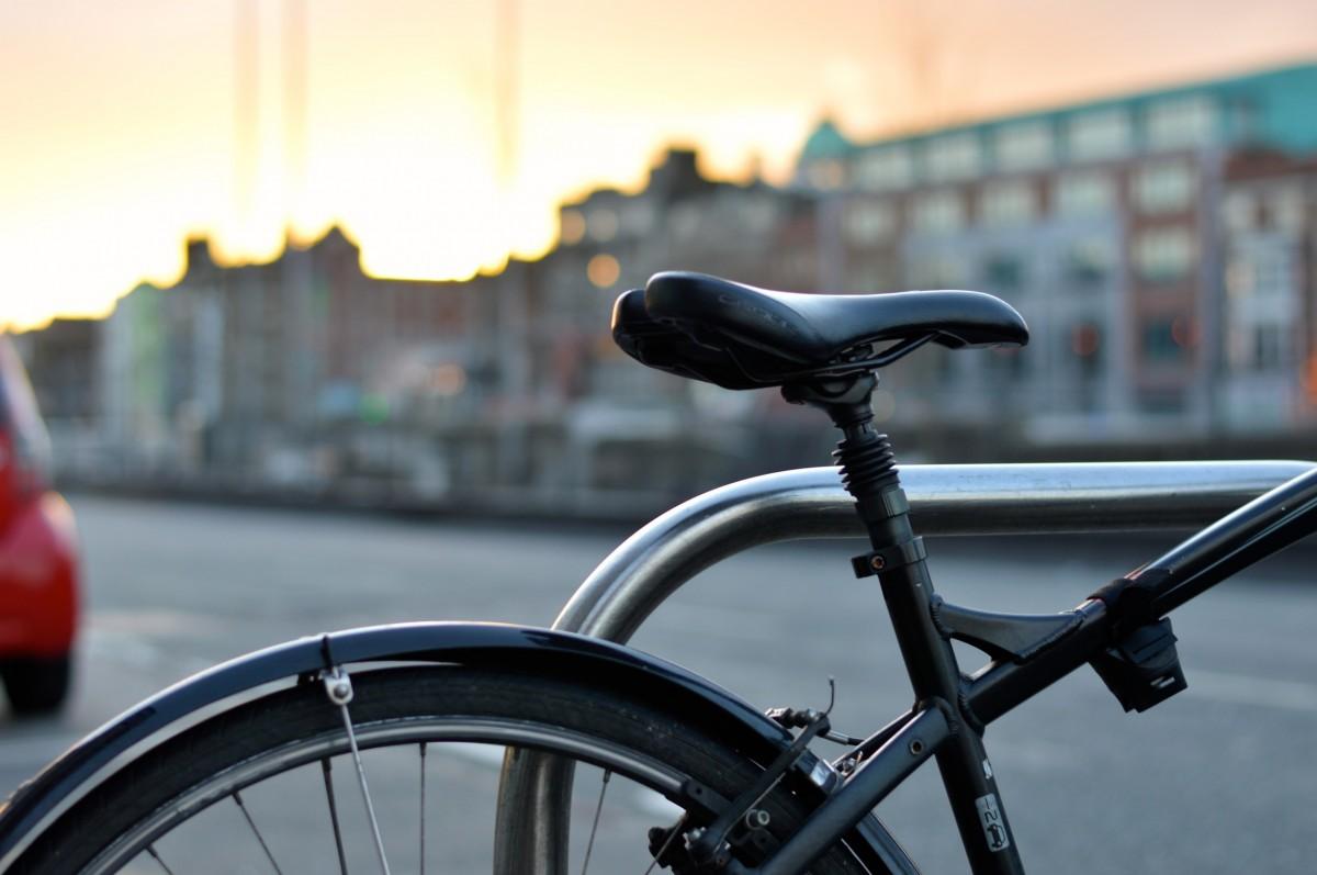 При повороте на Гайдук сбили велосипедиста