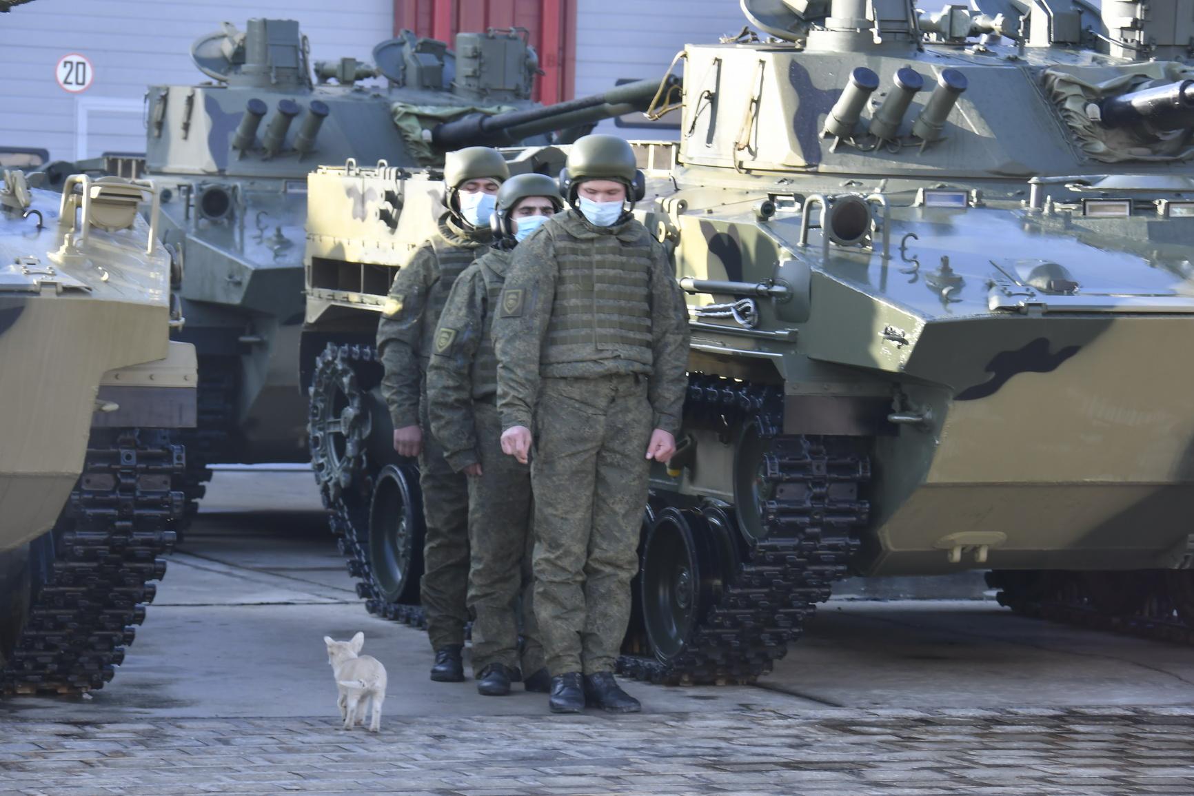 Новороссийские десантники обзавелись крылатыми машинами