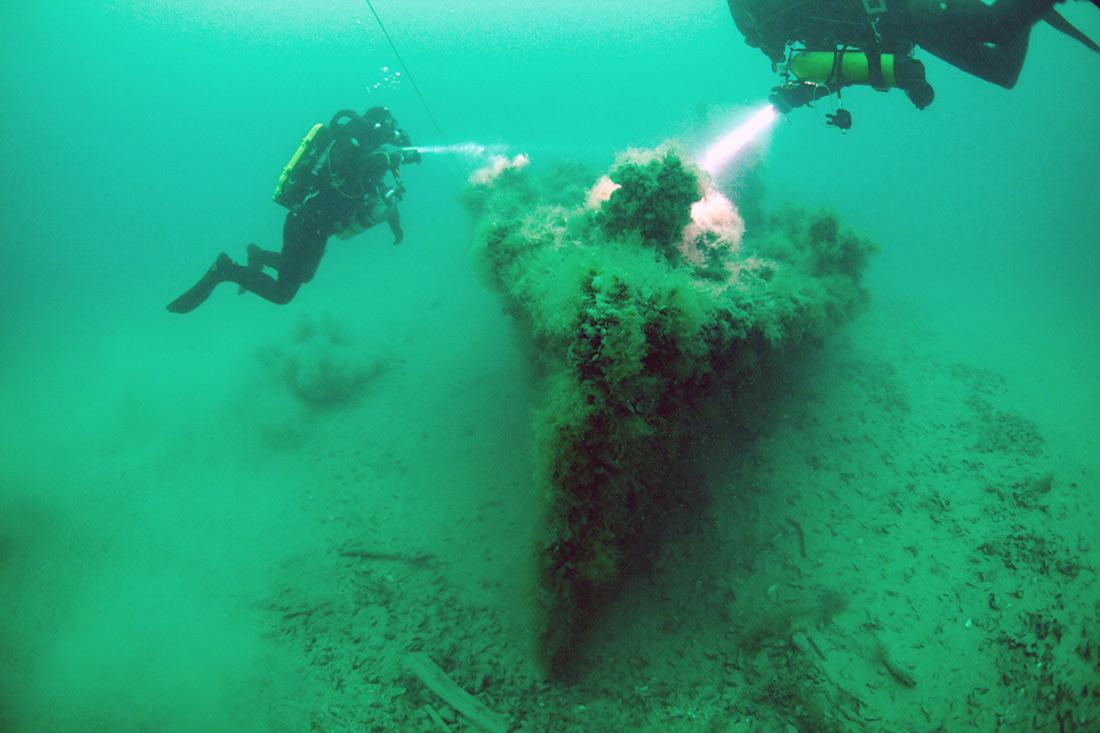 Уникальные маршруты на глубине Черного моря для подводных туристов