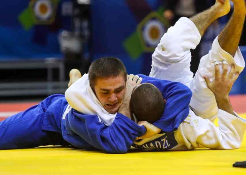 Новороссийский дзюдоист Валерий Ендовицкий взял бронзу на первенстве Европы среди юниоров