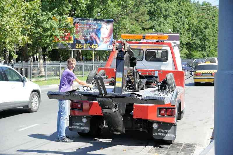 На Кубани определились с ценами на услуги эвакуатора на будущий год