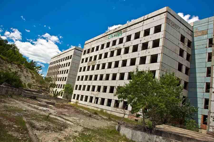 В Новороссийске рассматривают возможность построить онкодиспансер на месте недостроенного госпиталя