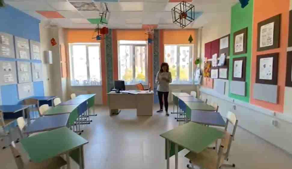 В Новороссийске  информационный ресурсный центр «Школьник-2» поднялся на новый уровень