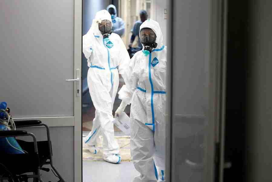 В Новороссийске коронавирусом заболели 14 человек