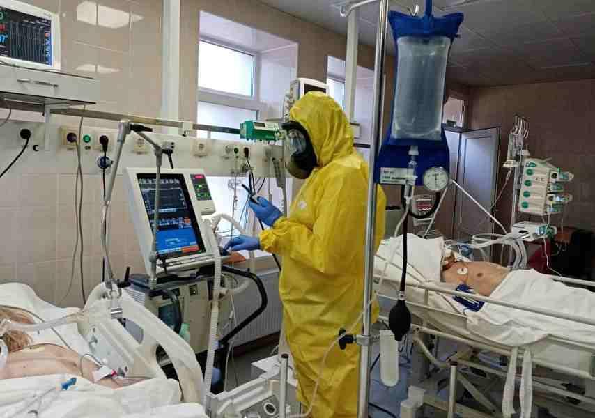 В Краснодарском крае стало больше людей умирать от коронавируса. За сутки – 20, среди них два новороссийца