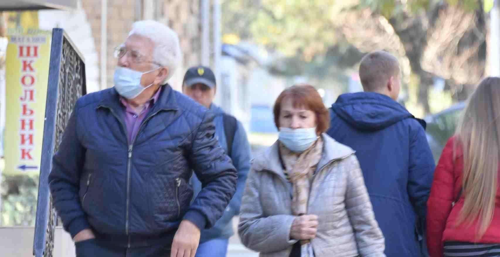 На Кубани только в ноябре оштрафовали более 10 тысяч человек за отсутствие масок в общественных местах