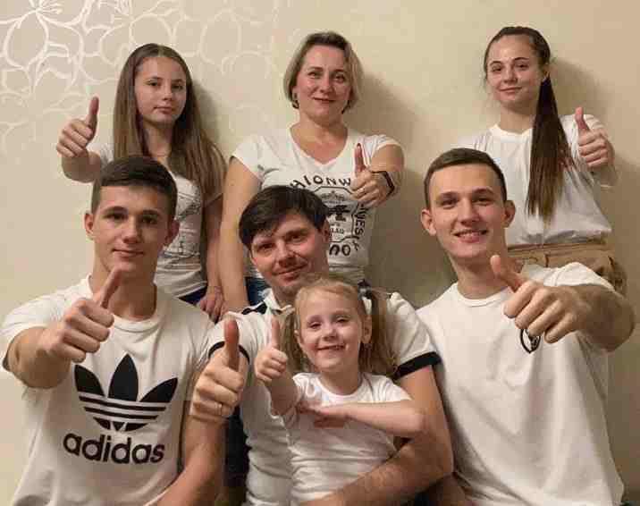 Семь главных принципов воспитания детей в большой семье