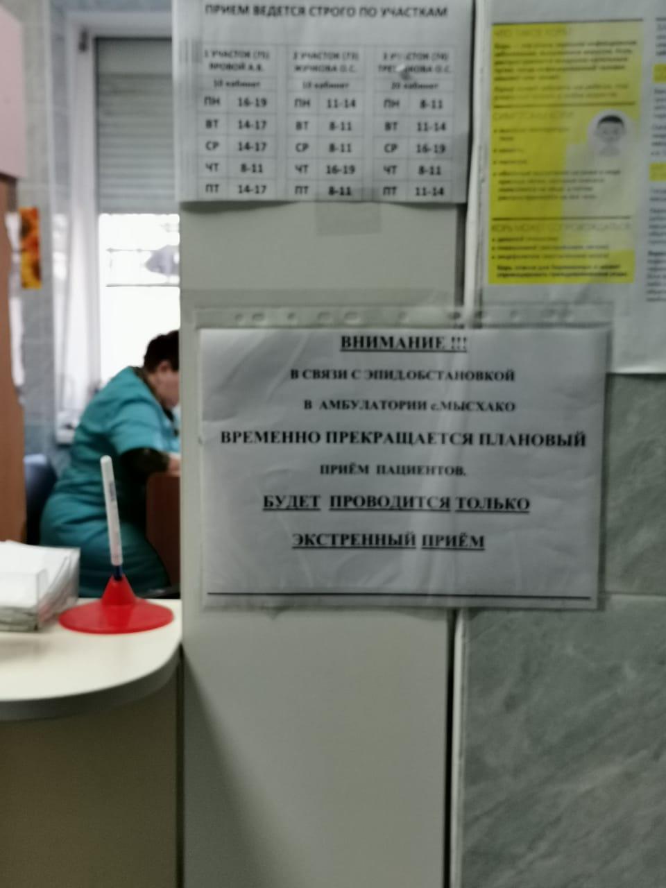 Амбулатория Новороссийска сдалась под натиском коронавируса: теперь принимают только экстренных пациентов