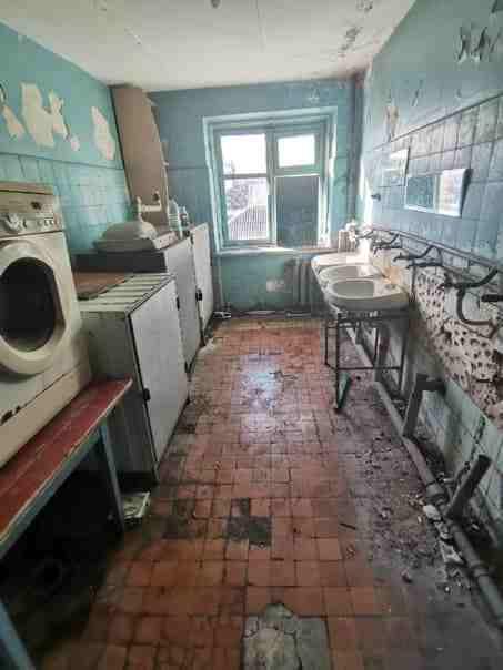 В новороссийском общежитии можно снимать «Сталкер»