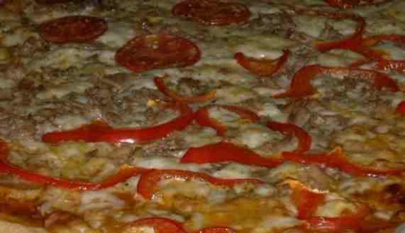 Пицца по-домашнему. Простой способ накормить большую компанию