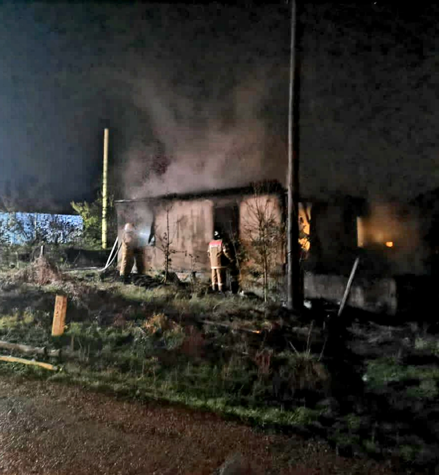 В хуторе Убыхе под Новороссийском обнаружили обгоревший труп