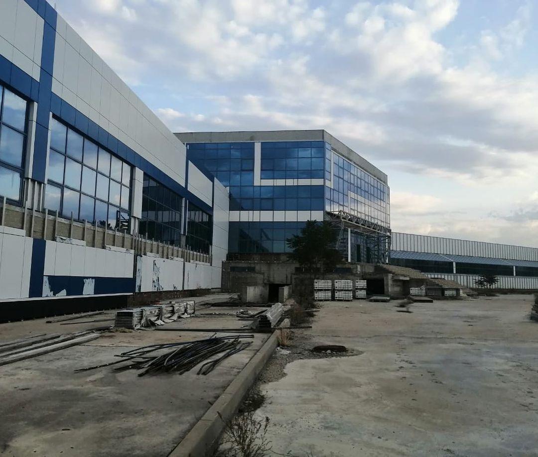 В Новороссийске  ищут инвестора на завершение строительства физкультурно-оздоровительного комплекса «Черноморский»