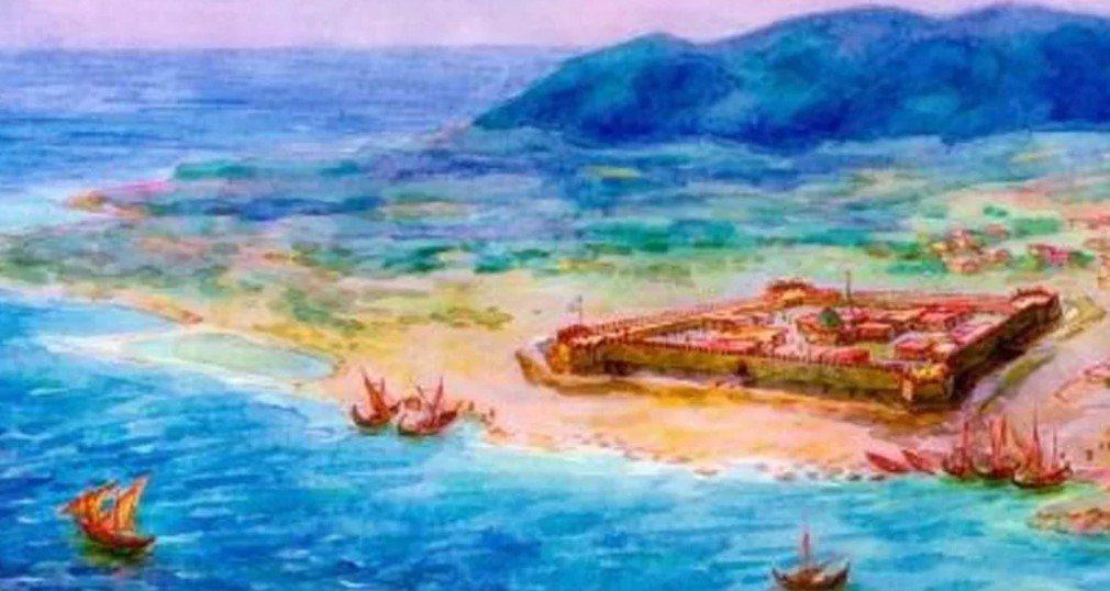 Суворов рекомендовал «внимание сосредоточить на пристани Суджук-Кале…»
