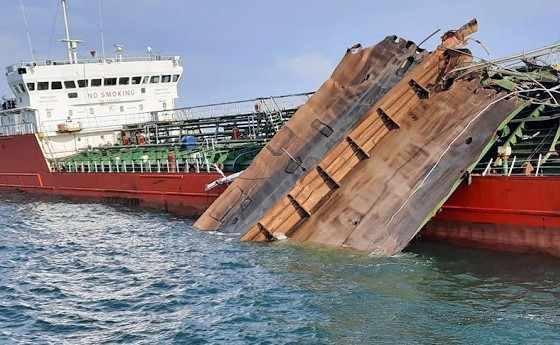 За смерть трех моряков на судне в Керченском проливе ответит старпом