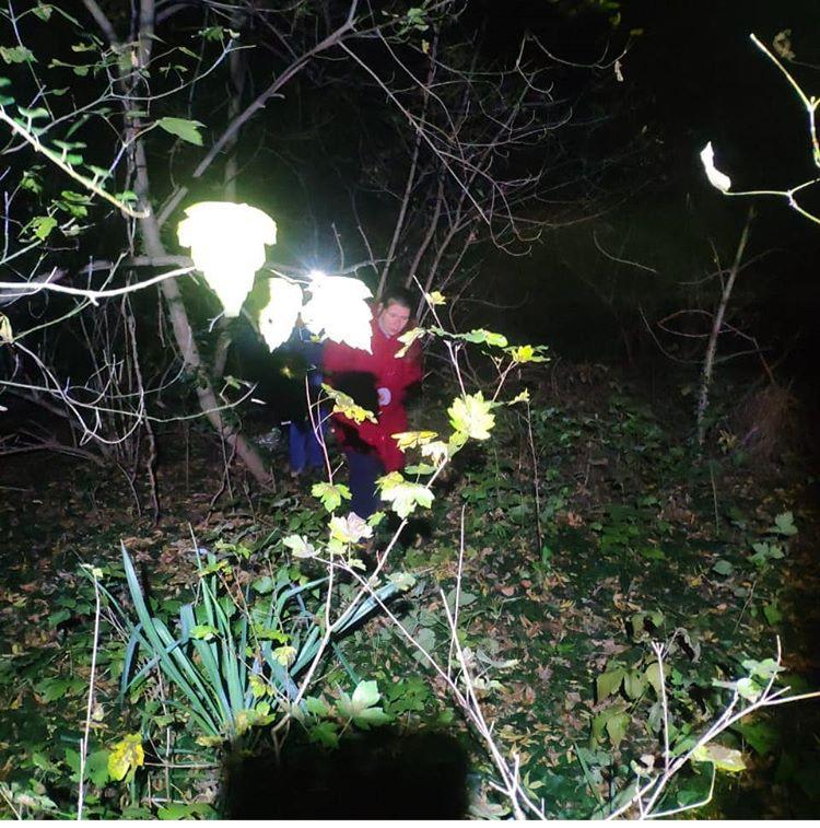 Спасатели нашли потерявшуюся в Цемесской роще Новороссийска молодую пару