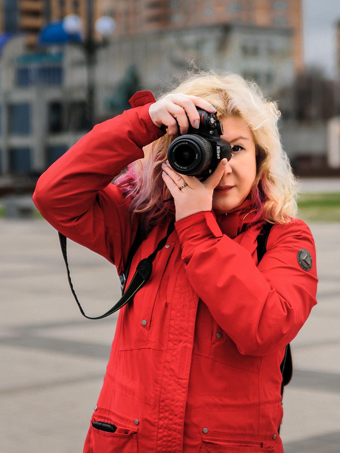 Фотограф из Новороссийска вышла на мировой уровень благодаря …берцам и неформатному взгляду