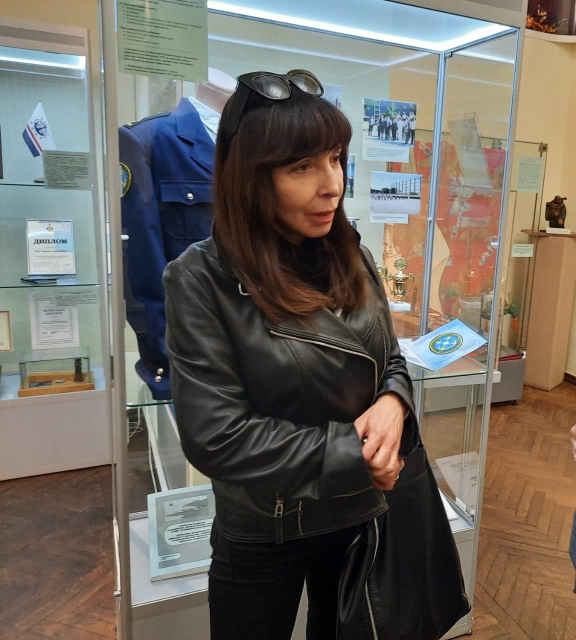 Внучка Цезаря Куникова после посещения в Новороссийске мемориала на Малой земле сказала, что здесь есть чистая эмоция создателей