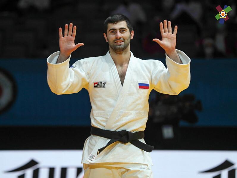 Спортсмен из Краснодарского края стал чемпионом Европы по дзюдо