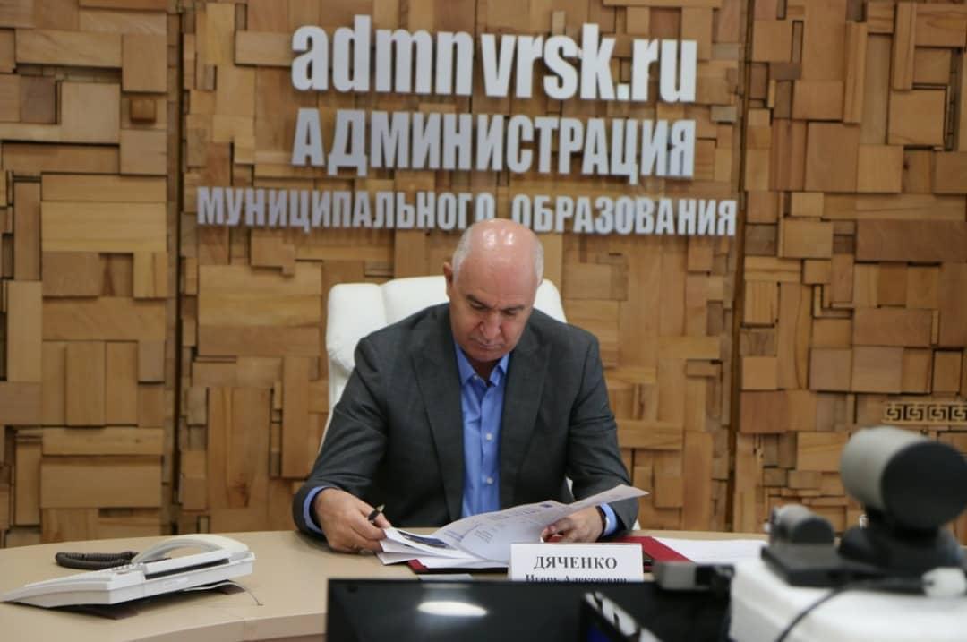 Мэр Новороссийска отправляет за хамство в бан