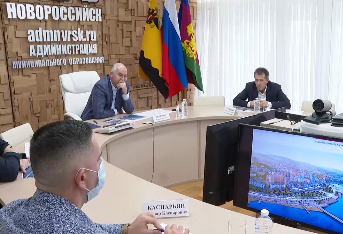 В Новороссийске решили поменять облик набережной