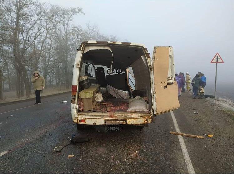 Череда аварий со смертельным исходом в Краснодарском крае