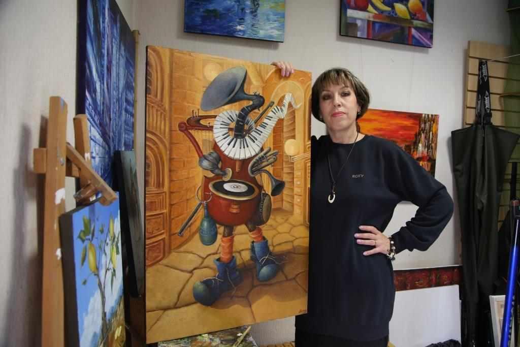 Художница из Новороссийска завоевала одну из главных наград Международного конкурса талантов Golden Time в Лондоне