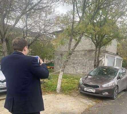 ГАИ и чиновники Новороссийска ищут способ борьбы с нарушителями правил парковки