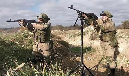 Под Новороссийском десантники «воевали» с дронами