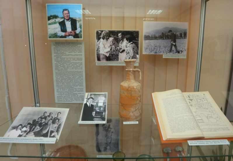 Выставка, которая раскрыла тайну новороссийской земли